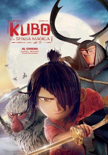 KUBO e la spada magica - Rivergaro giovedì 19 luglio
