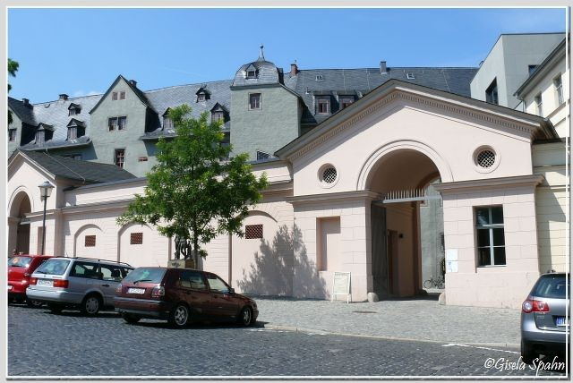 Studienzentrum der Herzogin Anna Amalia Bibliothek