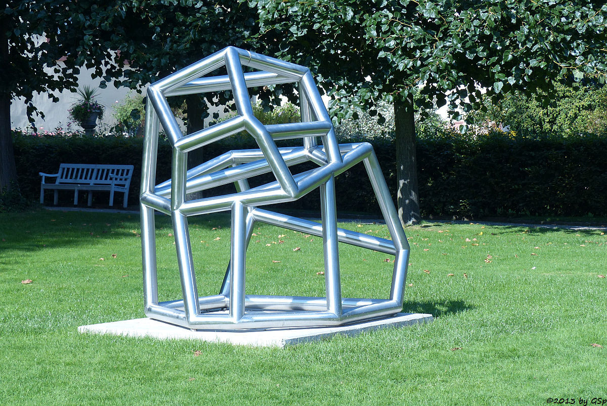 Siamese Metal #6, Richard Deacon