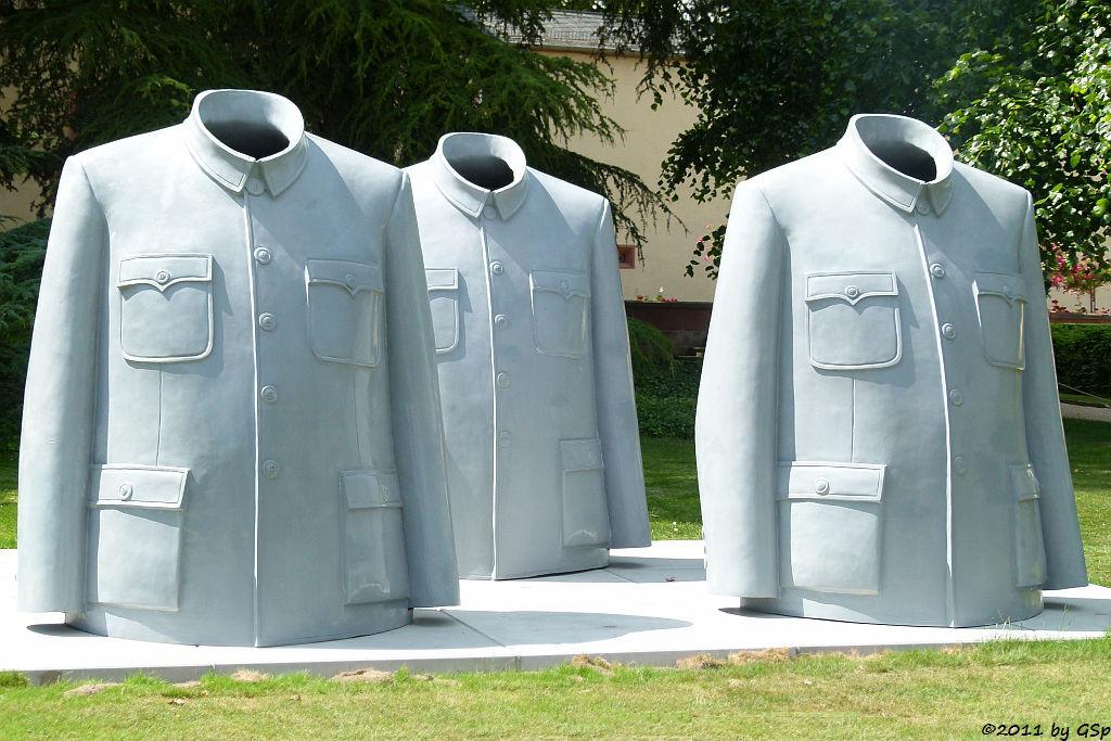 Legacy Mantle (Bronzeguss), Sui Jianguo