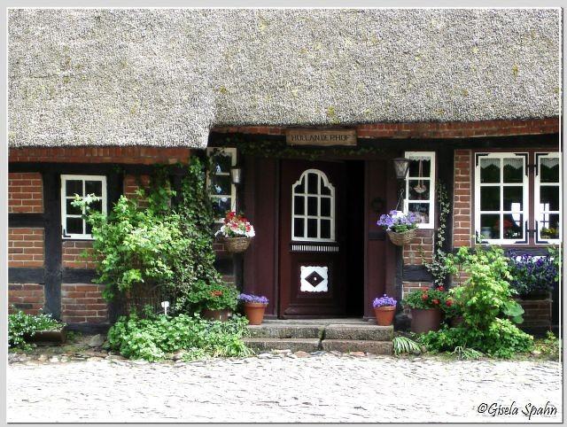 Der Hollanderhof in Waggersrott (Der Drehort für das Wohnhaus des Kräuterdoktors Hinnerksen)