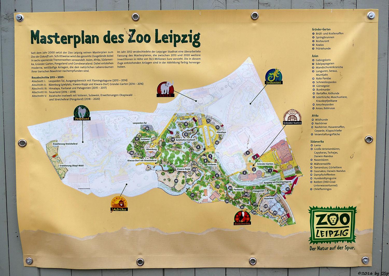Masterplan Zoo Leipzig