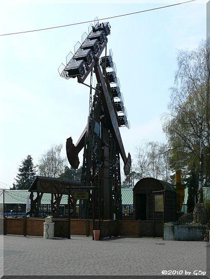 Flying Oil Pump