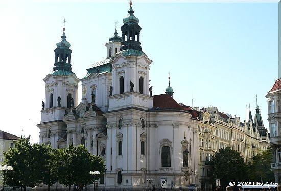 Altstädter Ring - St. Niklas-Kirche