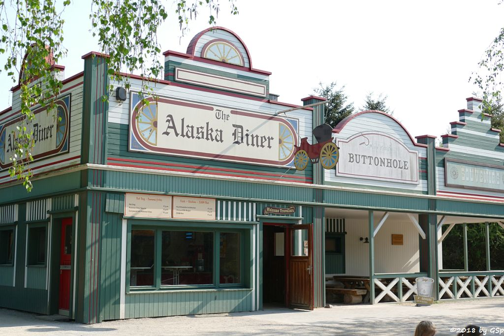 Joe's Claim u. Alaska Diner