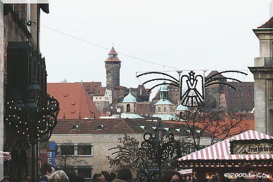 Kaiserburg und Kaiserstallung