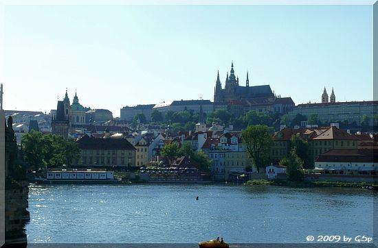 Hradschin mit Burg und St. Veits Dom