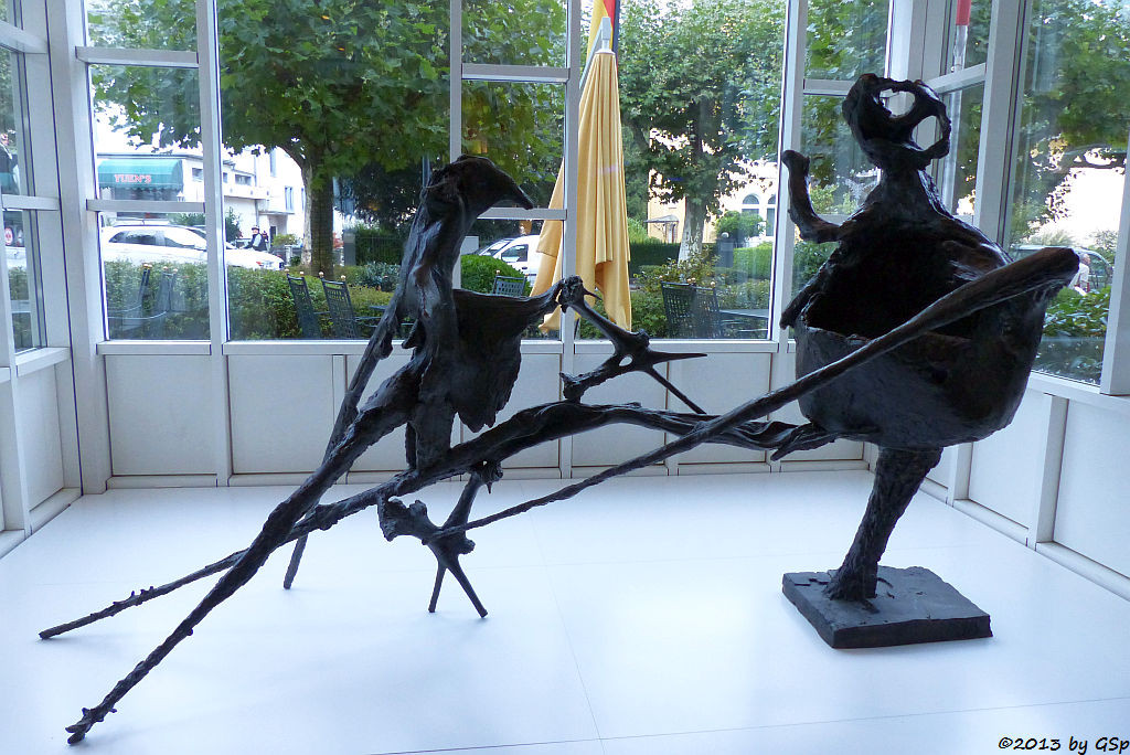 La Montagne, Germaine Richier