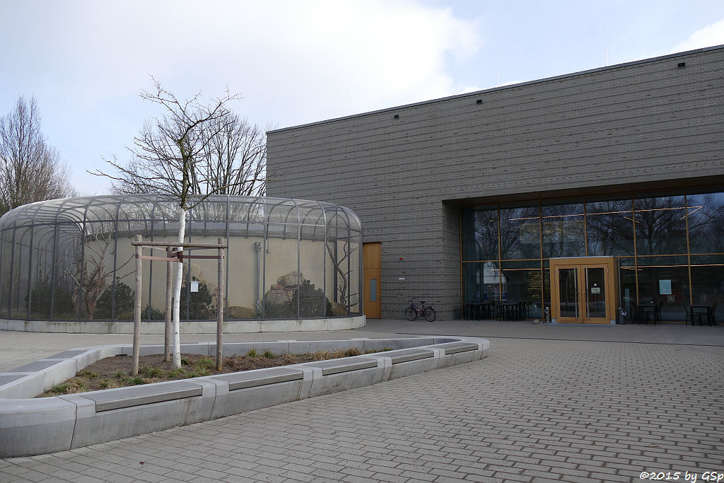 Neues Vogelhaus - Die Fotos der Tiere im Vogelhaus auf sep. Seite