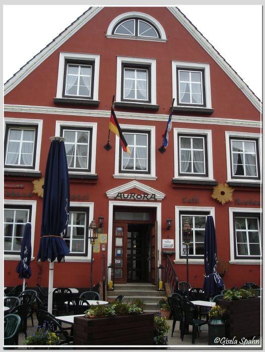 Das Hotel Aurora in Kappeln
