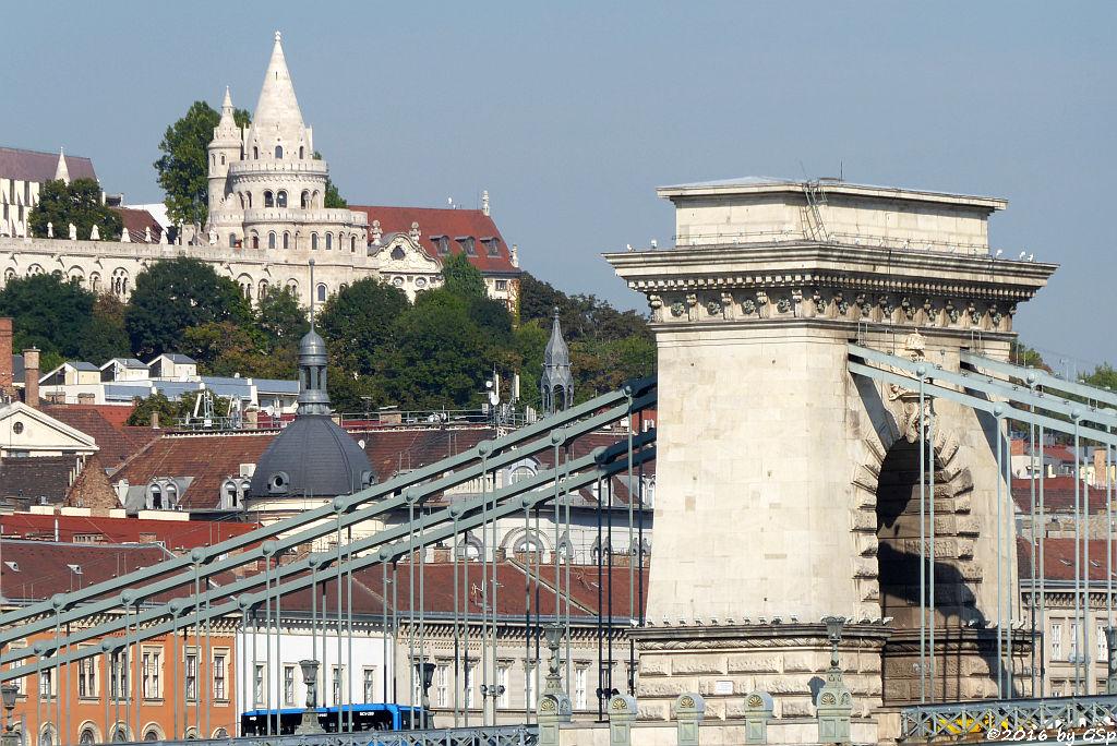 Kettenbrücke, Fischerbastei