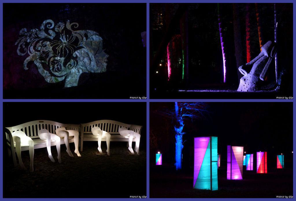 Winterlichter am 05.01.15 - 60 Fotos