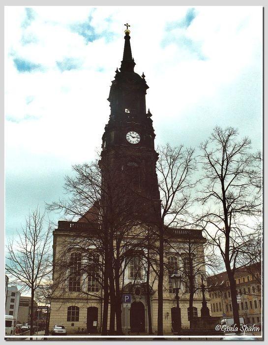 Innere Neustadt - Dreikönigskirche
