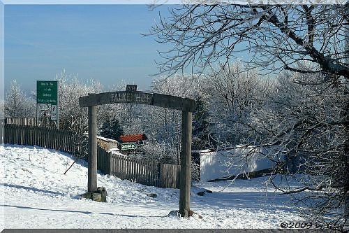 Eingang zum Falkenhof