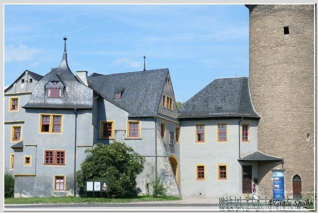 Residenzschloss, Bastille