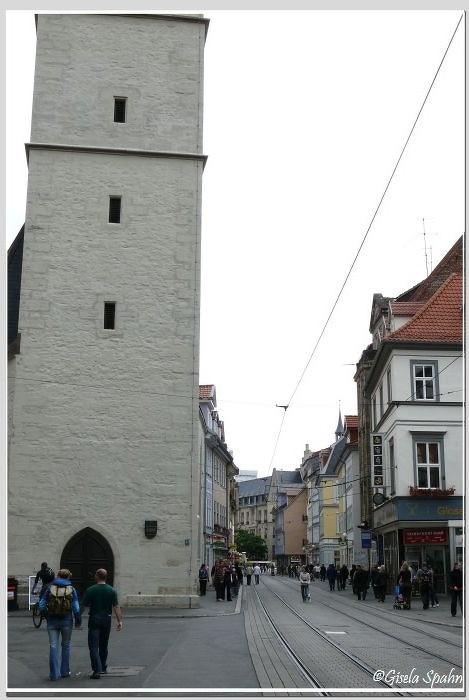 Marktstraße u. Allerheiligenkirche