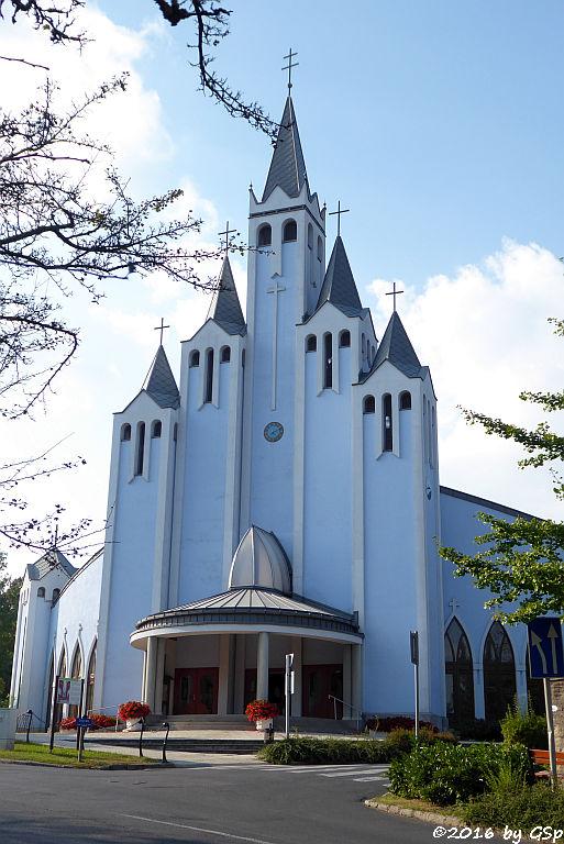 Römisch-katholische Heilig-Geist-Kirche