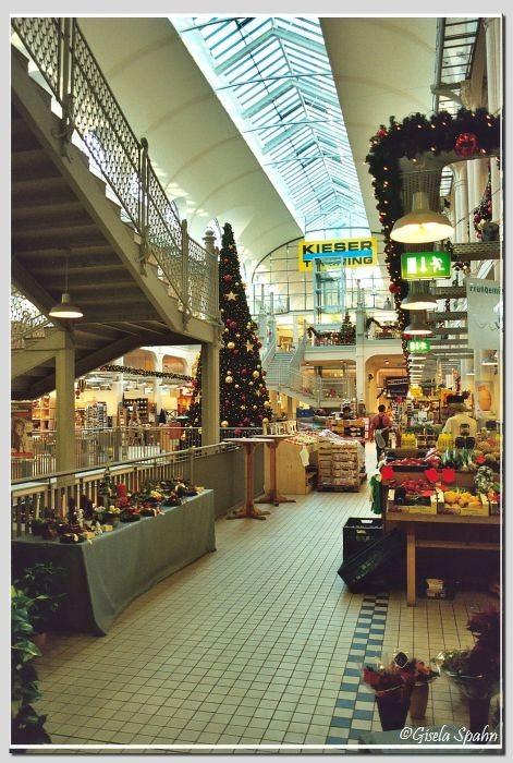 Innere Neustadt - Markthalle