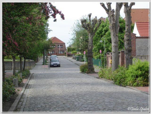 Die Kirchstraße in Kappeln