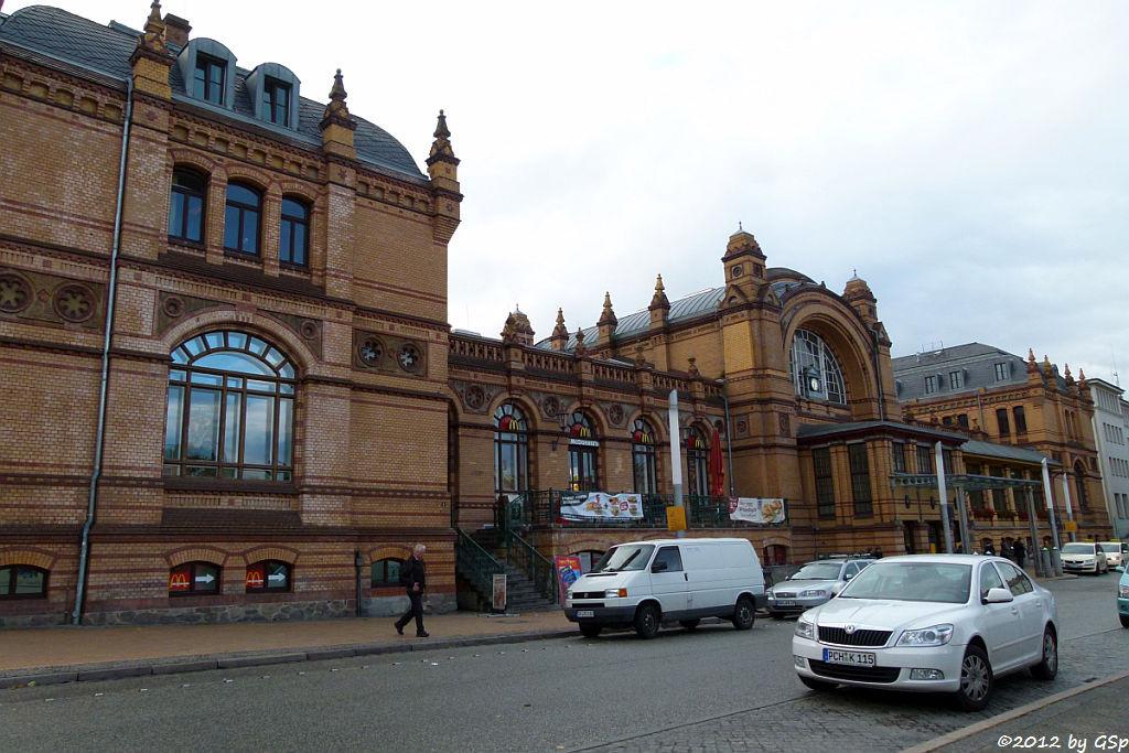 Schweriner Bahnhof