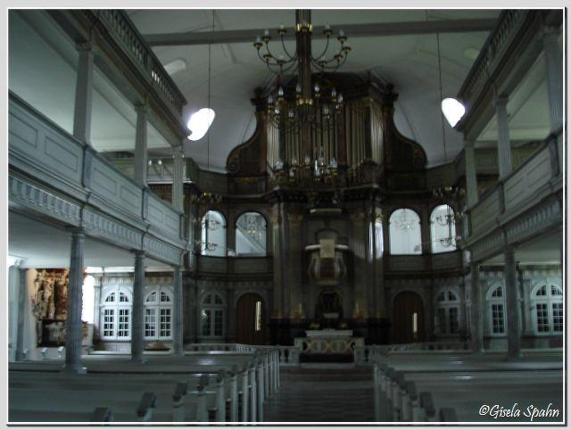 In der Nikolaikirche in Kappeln