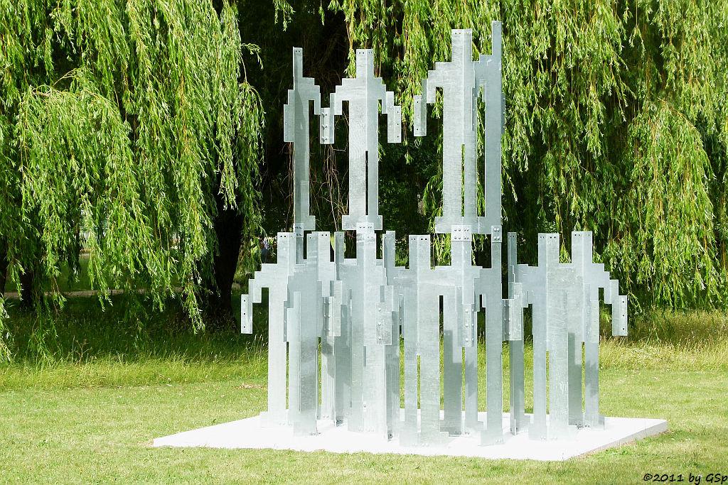 Human Structures, Jonathan Borofsky