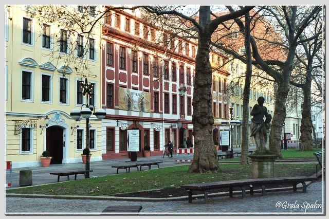 Innere Neustadt - Hauptstraße