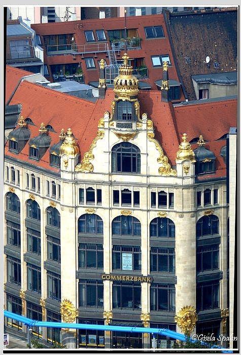 das ehemalige Kaufhaus Topas