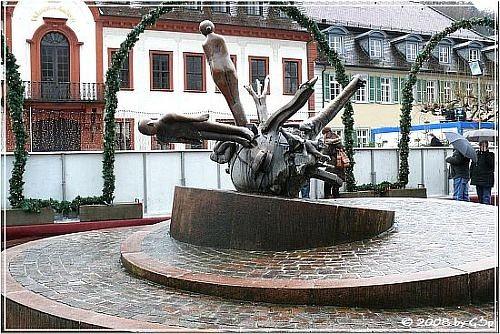 Sebastian-Münster-Brunnen