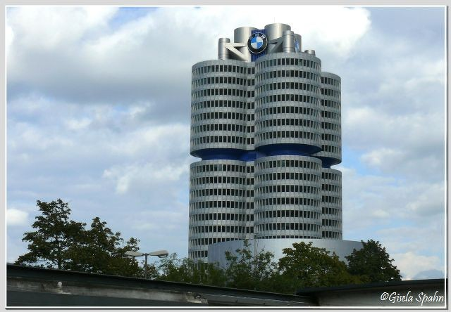 Firmenzentrale BMW