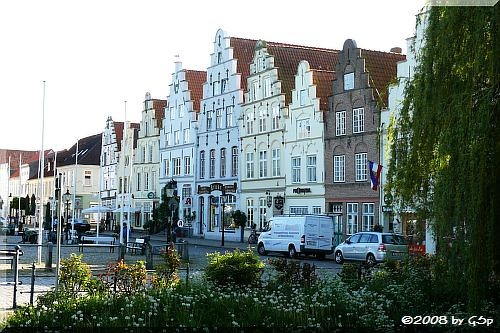 Treppengiebelhäuser am Marktplatz
