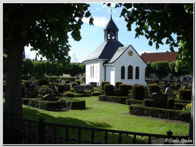 Die Kirche von Schleswig-Holm