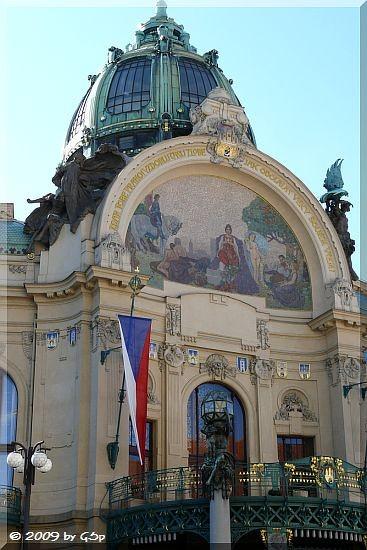 Gemeindehaus am Platz der Republik