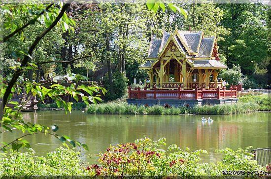 Thai-Pavillon
