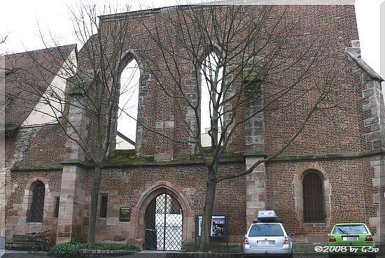Ruine der Katharinenkirche