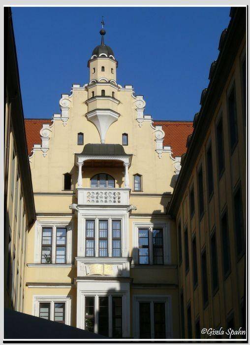 Barthels Hof in der Hainstraße