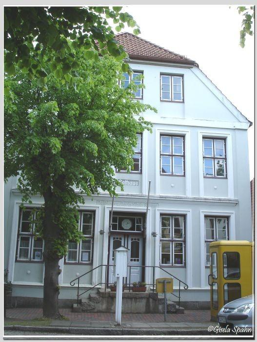 Das Rathaus von Arnis