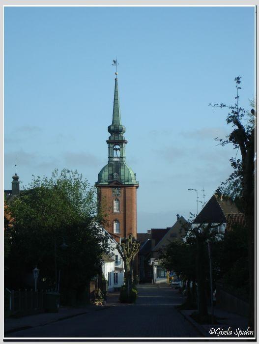 Die Nikolaikirche in Kappeln