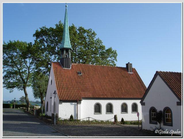 Die Petrikirche in Maasholm