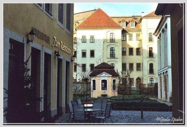 Hinterhof Hauptstr. 17