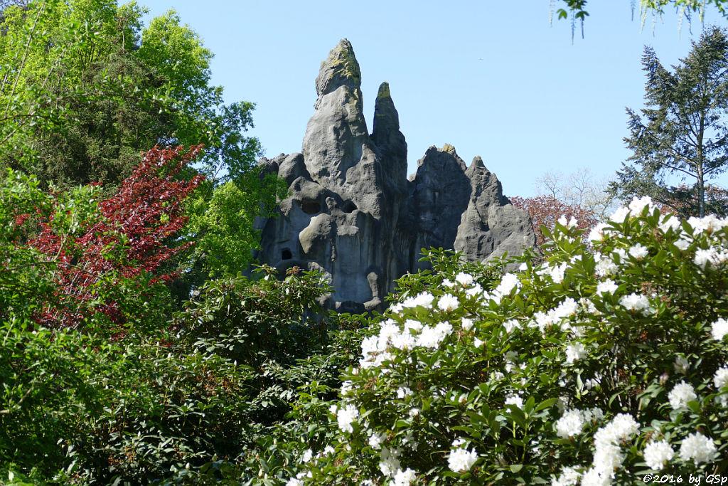 Tahr-Felsen