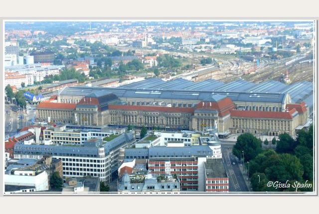 Der Leipziger Bahnhof