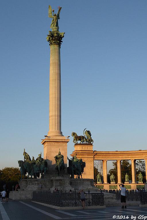 Milleniums-und Heldendenkmal