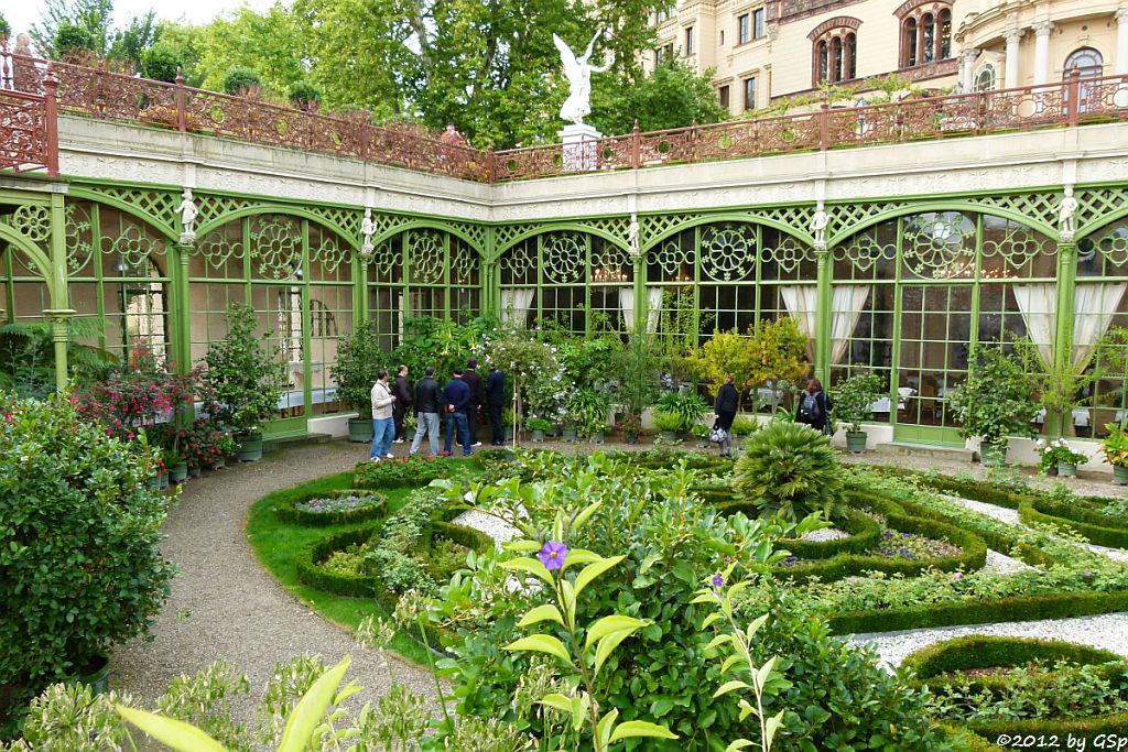 Burggarten (Orangerie)
