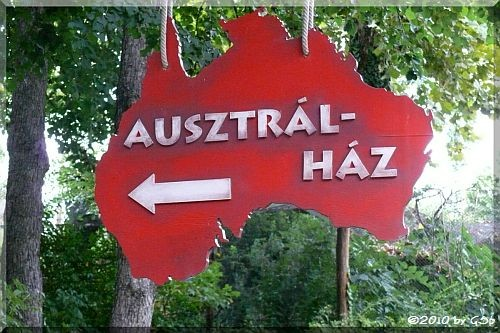 Australien-Haus
