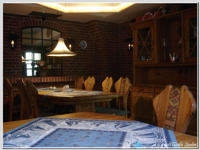 Im Hotel Aurora in Kappeln
