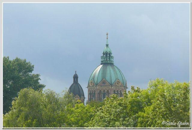 Blick auf St. Lukas