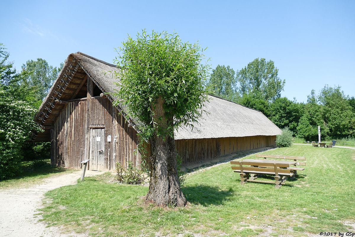 Jungsteinzeitliches Bauernhaus