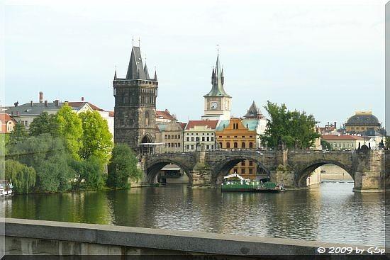 Karlsbrücke mit Altstädter Brückenturm