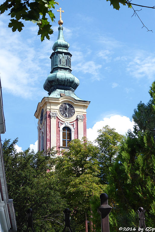 Serbisch-orthodoxe Belgradkathedrale
